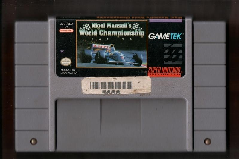 Nigel Mansells' World Championship Racing